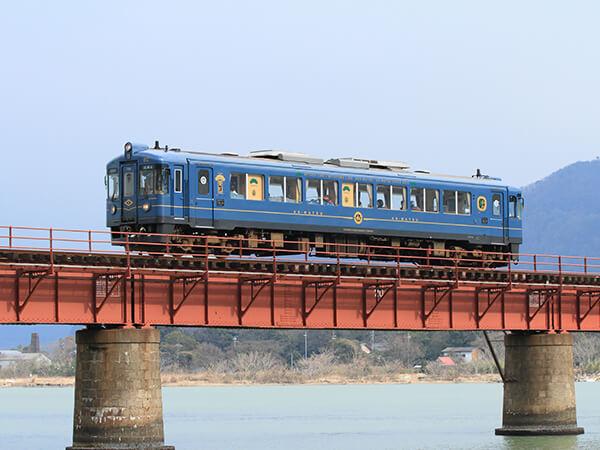 Tango AO-MATSU Train